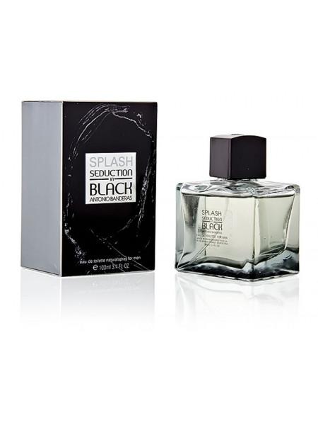 Antonio Banderas Black Seduction Splash