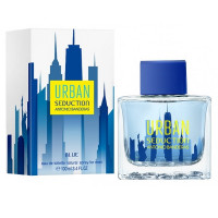 Antonio Banderas Urban Seduction In Blue