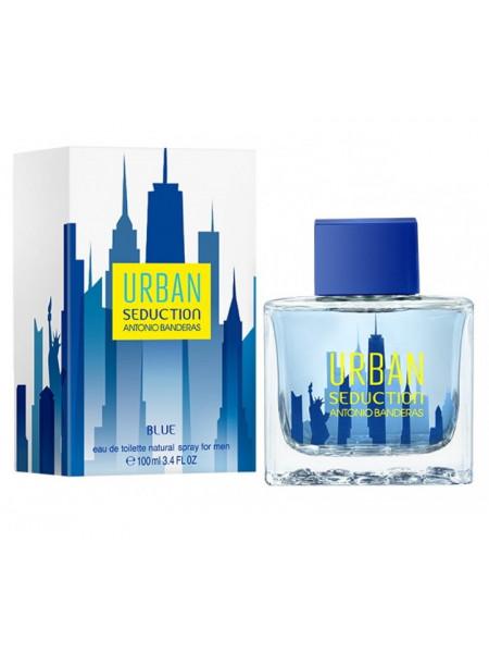 Antonio Banderas Urban Seduction In Blue