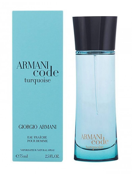 Armani Code Turquoise for Men