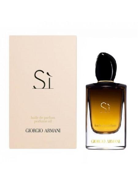 Armani Si Huile de Parfum
