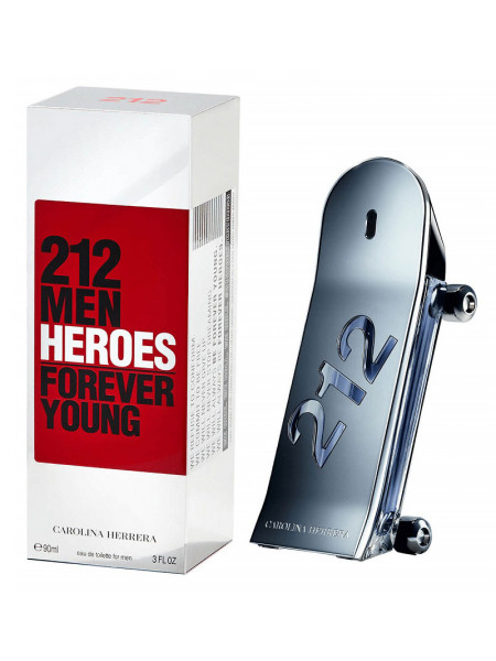 Carolina Herrera 212 Men Heroes