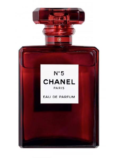 Chanel 5 Eau De Parfum Red Edition