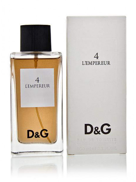 Dolce & Gabbana 4 L'impereur