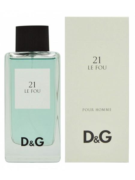 Dolce & Gabbana 21 Le Fou