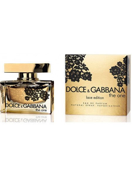 Dolce & Gabbana The One Lace Edition