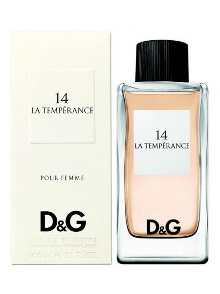 Dolce & Gabbana 14 La Temperance