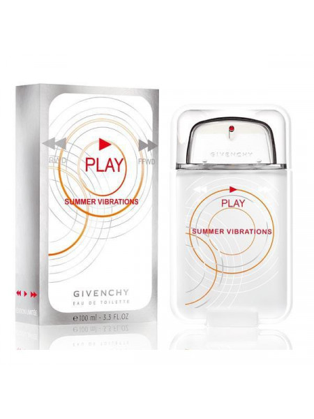 Givenchy Play Summer Vibrations
