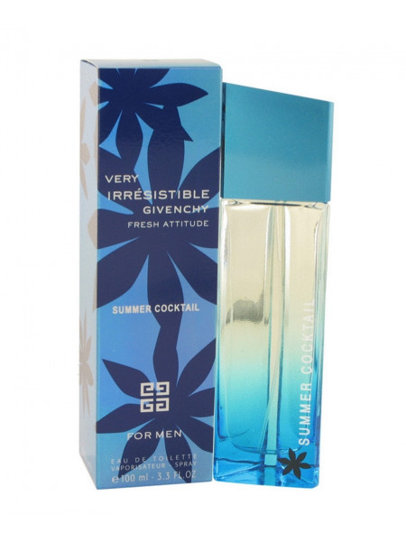 Givenchy Very Irresistible Fresh Attitude Summer Coctail