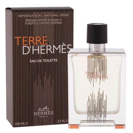 Hermes Terre D'hermes H Bottle Limited Edition 2021