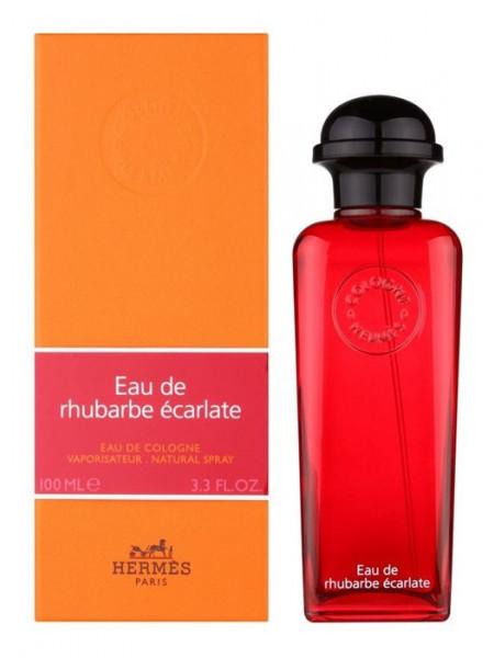 Hermes Eau De Rhubarbe Ecarlate