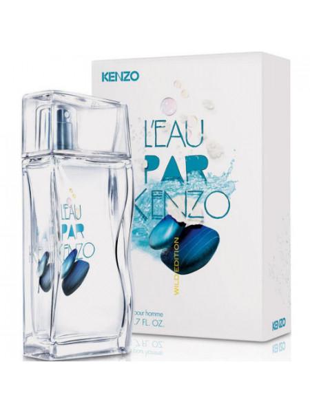 Kenzo L'eau Par Pour Homme Wild Edition