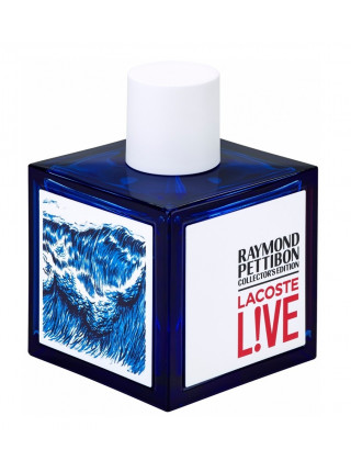 Lacoste Live Collector's Edition