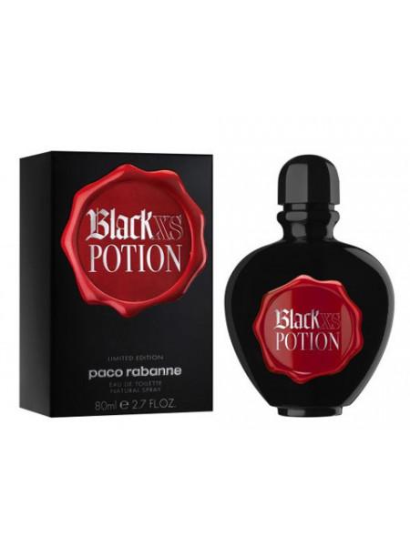 Paco Rabanne Black Xs Potion