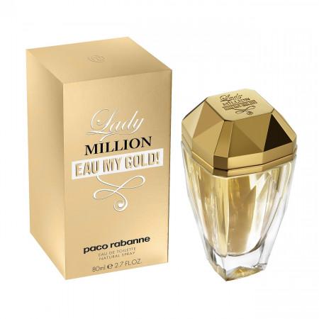 Paco Rabanne Lady Million Eau My Gold